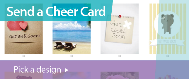 Send a Cheer Card