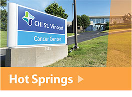 Cancer Services - Hot Springs - AR