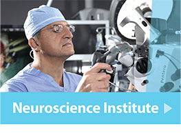 Neuroscience doctor with equipment