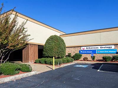 CHI St. Vincent Heart Clinic Arkansas - Russellville