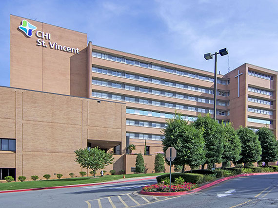 CHI St. Vincent Hospitalist - Little Rock