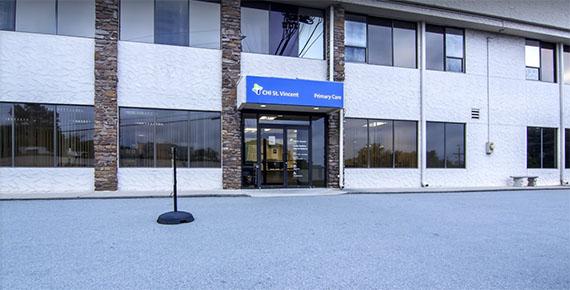 CHI St. Vincent Primary Care - Little Rock-Midtowne